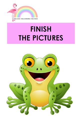 FINISH THE PICTURES