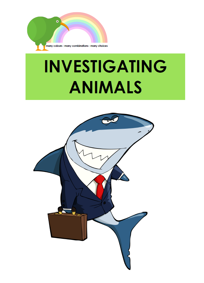 INVESTIGATING ANIMALS