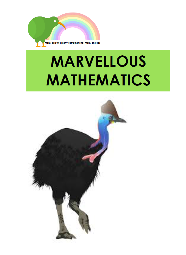 MARVELOUS MATHEMATICS