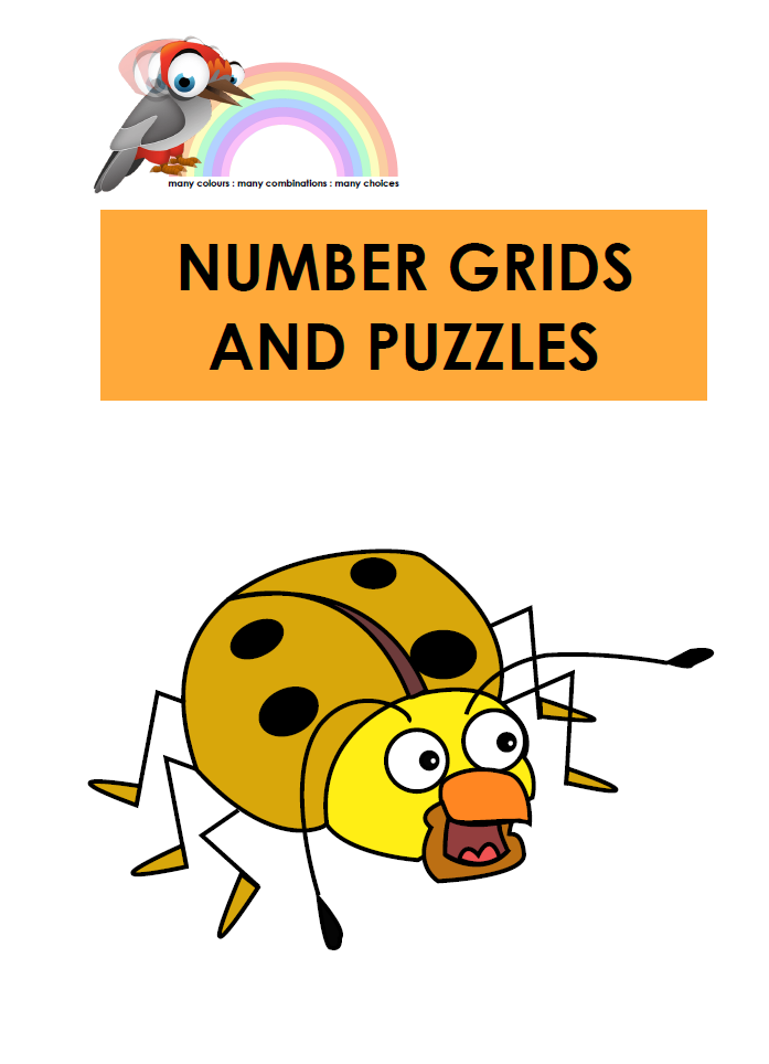 NUMBER GRIDS AND PUZZLES