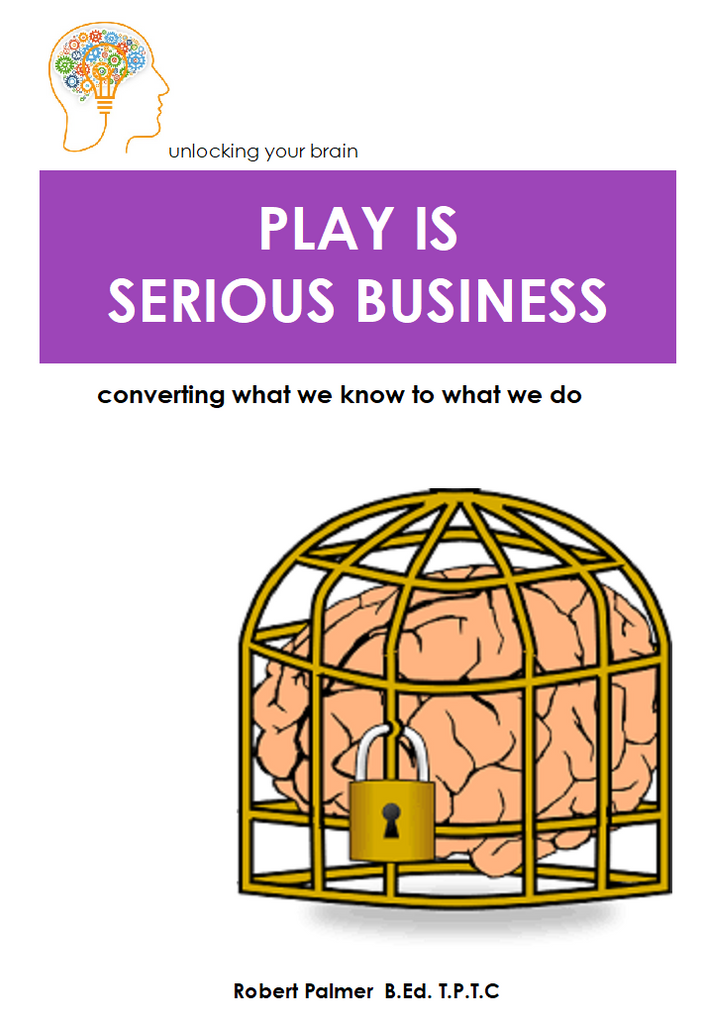 PLAY IS SERIOUS BUSINESS [BBB04]