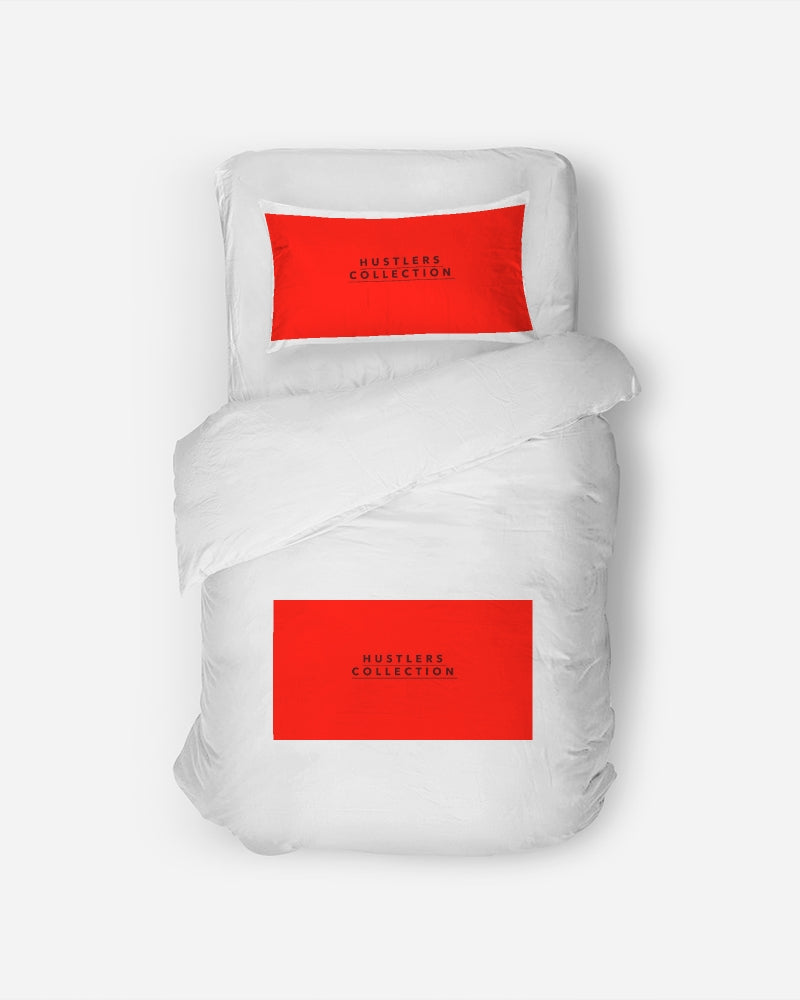 THE HUSTLE BRAND by STAR J Twin Duvet Cover Set