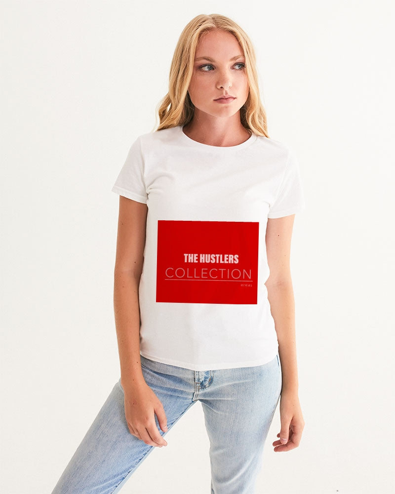 THE HUSTLE BRAND by STAR J Women's Graphic Tee