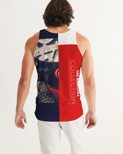 THE HUSTLE BRAND by STAR J Men's Tank