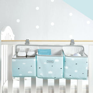 Crib Organiser StrolCaddy Blue