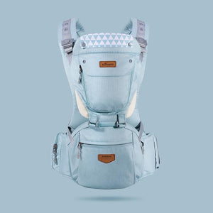 Ergonomic Baby Carrier StrolCaddy Light Blue