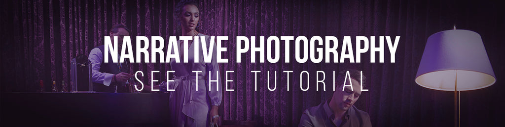 Narrative Photography Tutorial
