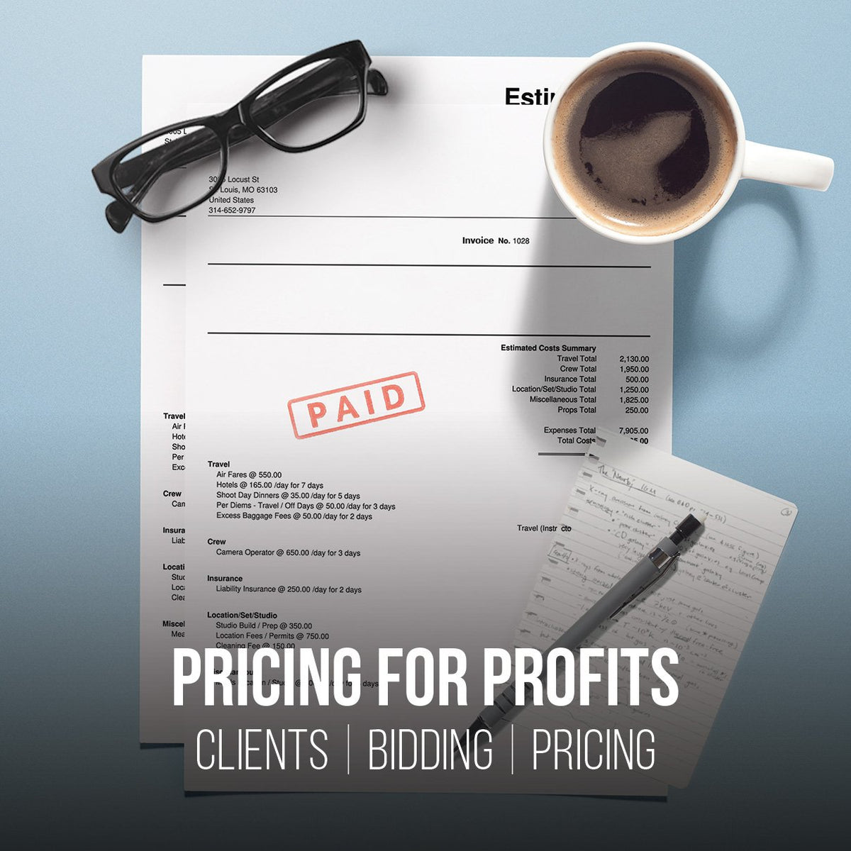 Pricing For Profits | How To Price Your Photography