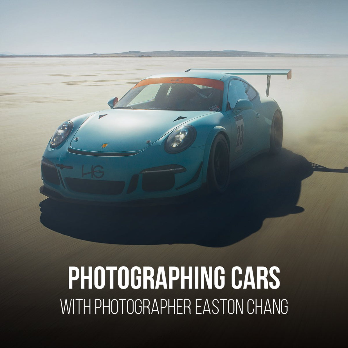 Commercial Car Photography & Retouching
