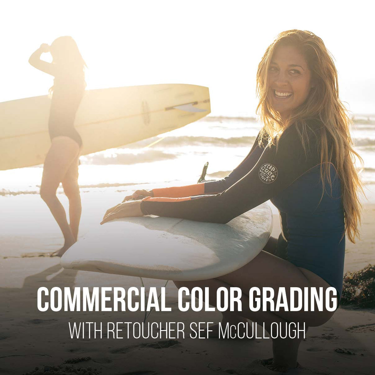 Commercial Retouching Workflow Part 2 Advanced Color Grading