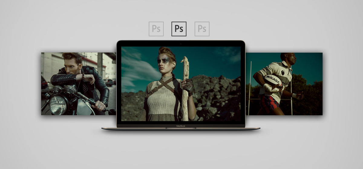 Adobe Photoshop Actions for Color | Gloaming Action