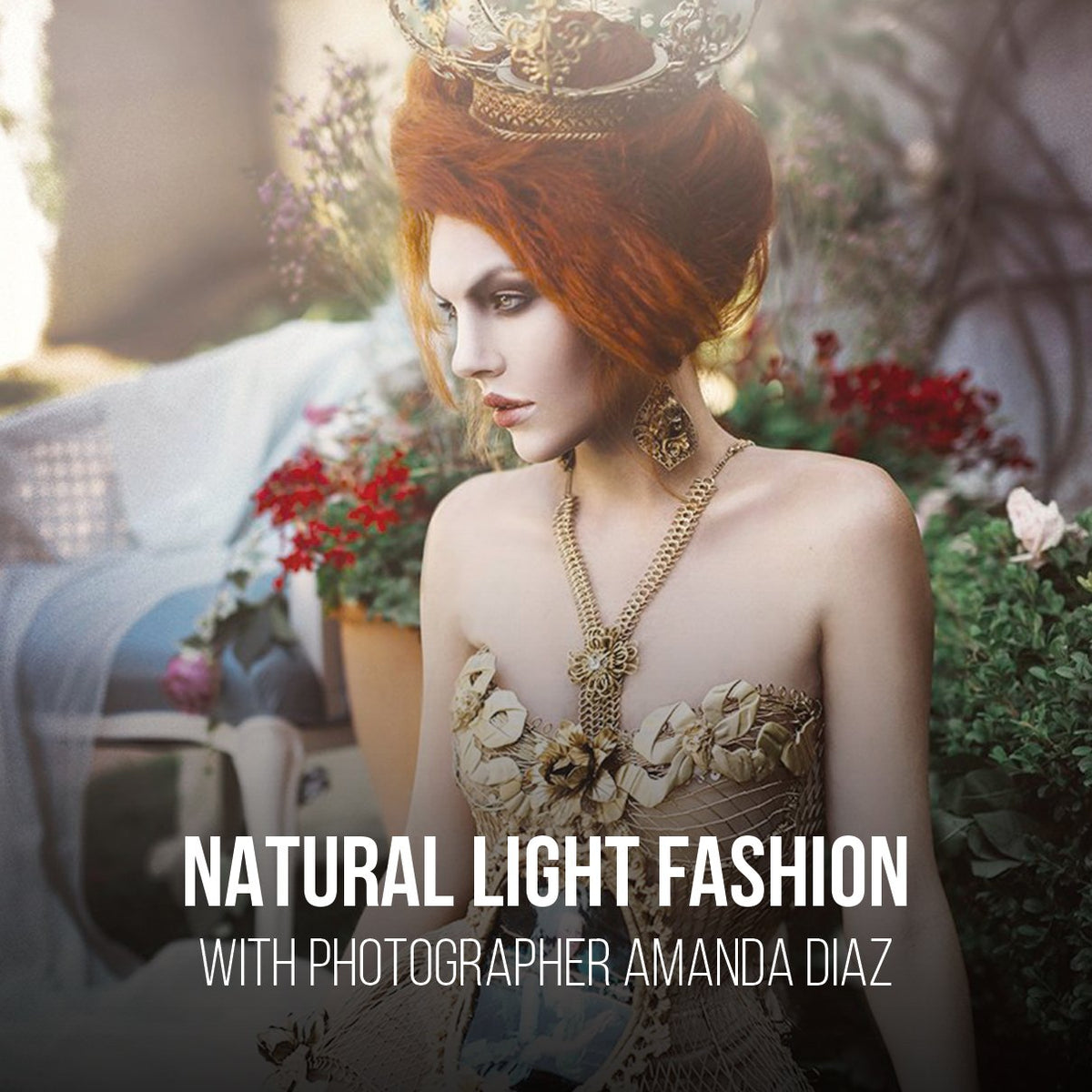 Natural Light Fashion & DIY Techniques