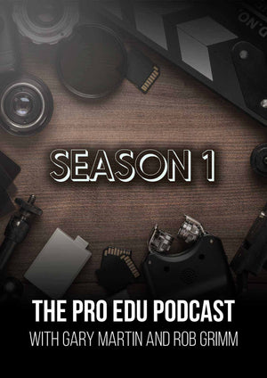 PRO EDU Podcast - Season 1 - 8 Interviews
