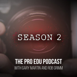 PRO EDU Podcast - Season 2 - 15 Interviews