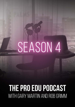 PRO EDU Podcast Season 4 - Filmmakers