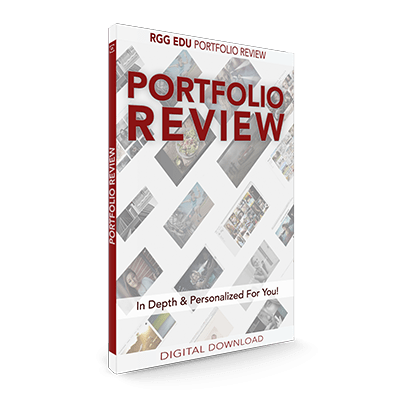 In-Depth Portfolio Reviews With Rob Grimm & RGG EDU