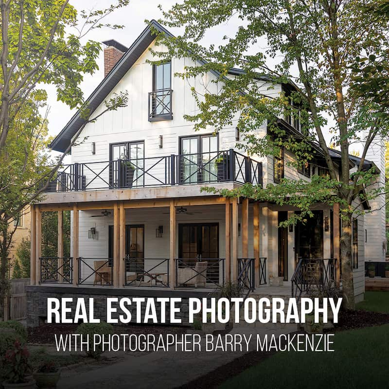 Real Estate Photography & Retouching