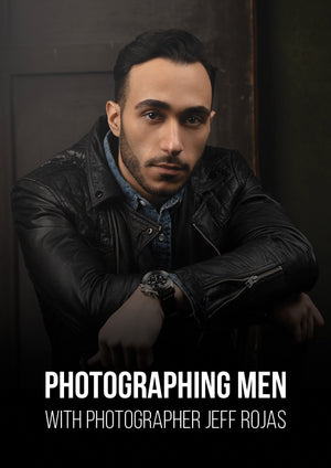 Intro To Portrait Photography, Posing, Lighting & Retouching For Male Subjects