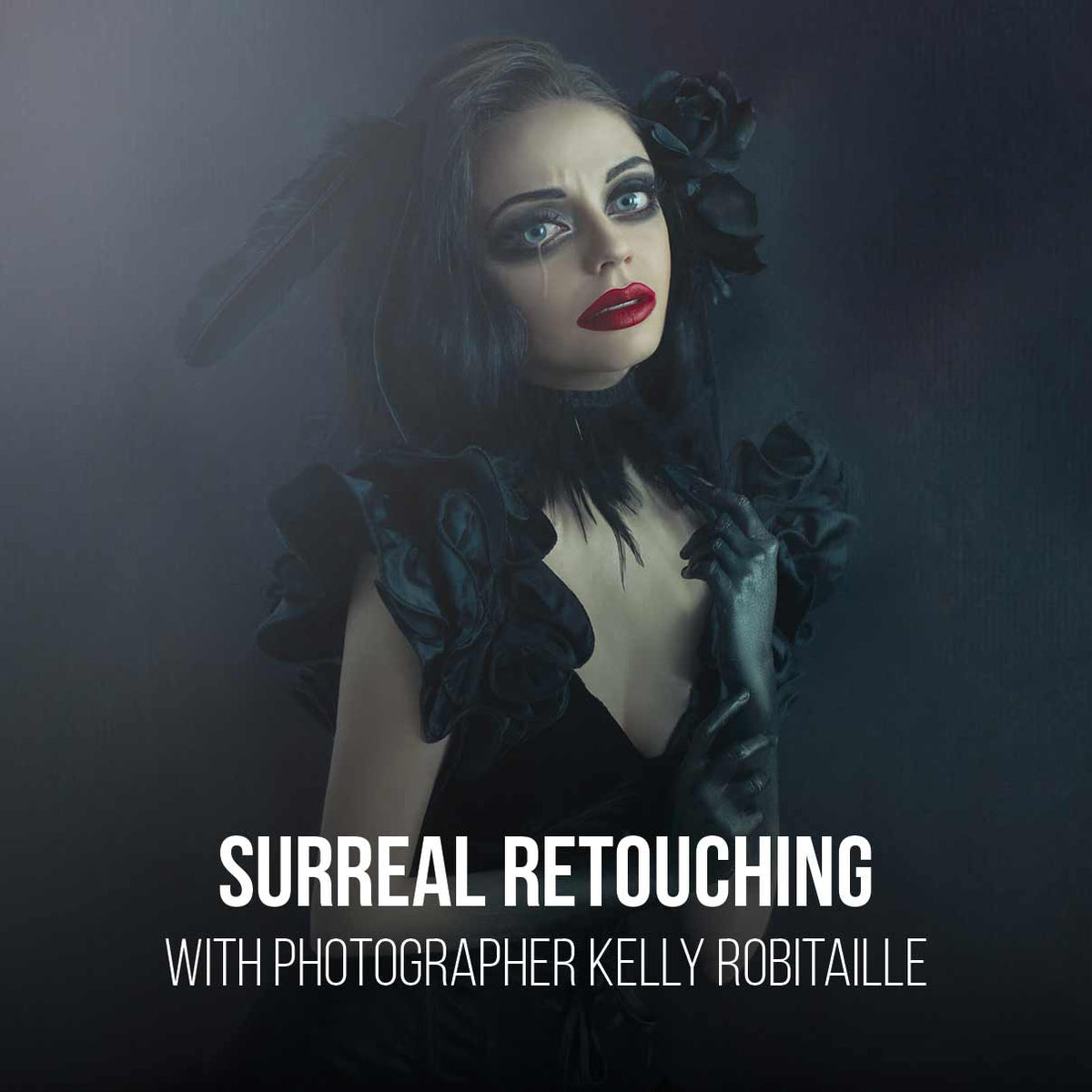 Surreal Retouching In Portraiture