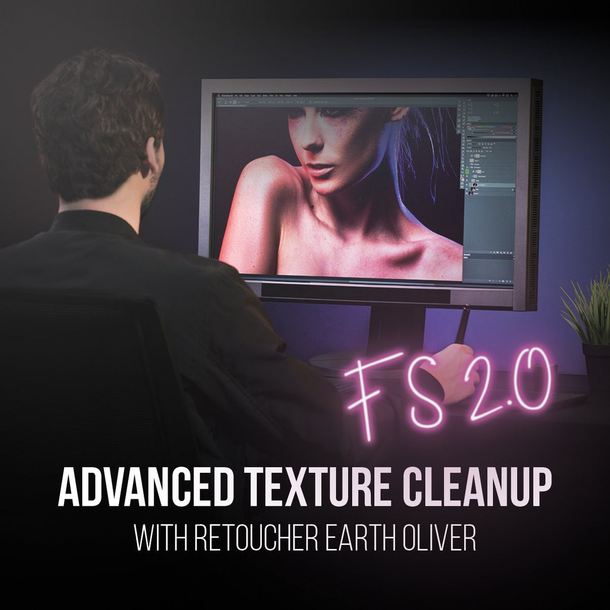 Advanced Texture Cleanup | Frequency Separation 2.0