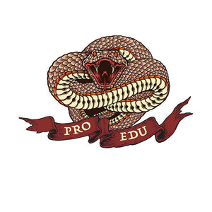 Exclusive PRO EDU T-Shirt - Iron Viper