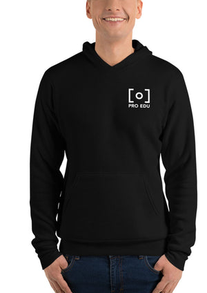 PRO EDU Unisex Photographer's Hoodie Sweatshirt