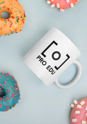 PRO EDU Whiskey Coffee Mug