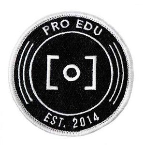 THE PRO EDU Motorcycle Club Patch