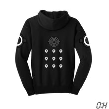 Load image into Gallery viewer, Peace warrior hoodie (Pre-order)