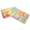 36 Pcs Alphabet/Number Learning Puzzle Floor Play Mat