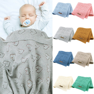 Unisex Newborn Swaddle Wrap