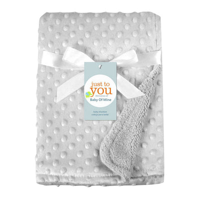 Unisex Baby Blanket & Swaddling Newborn Thermal Soft Fleece Blanket
