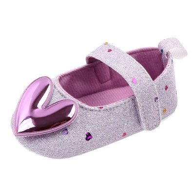 Girls Heart Shoes