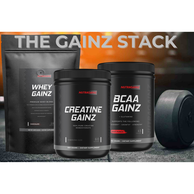 The Gainz Stack