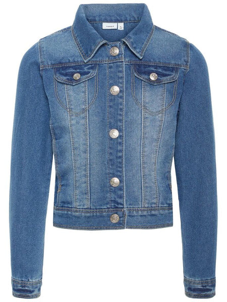 Kid Girl Denim Jacket