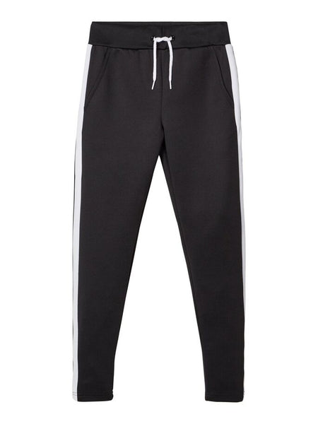 PANEL STRIPE SWEATPANTS