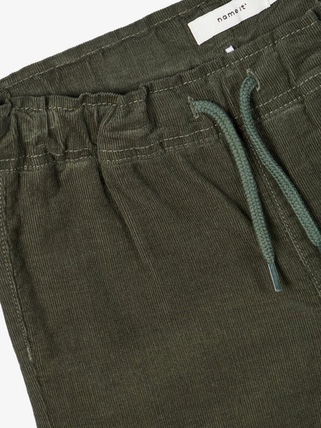 Baggy Fit Corduroy Trouser