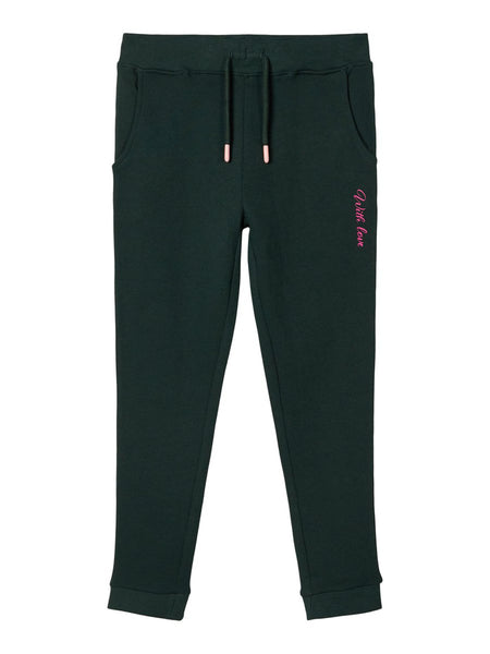 KidGirl Sweatpants - Green