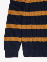 KidBoy Rolf Striped Knitted Jumper