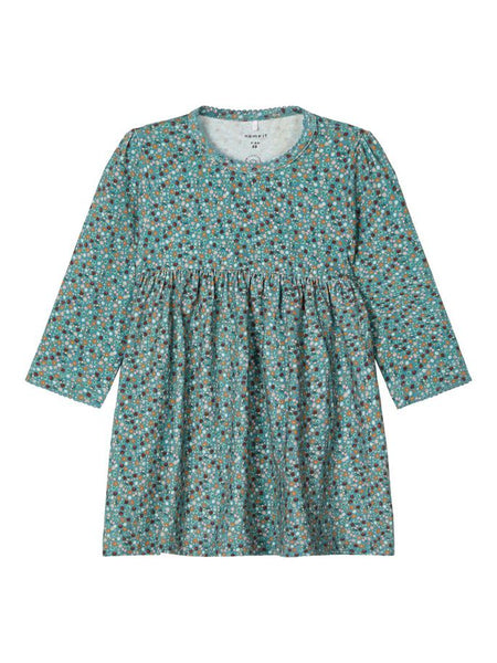 BabyGirl Fotilia Floral Print Dress