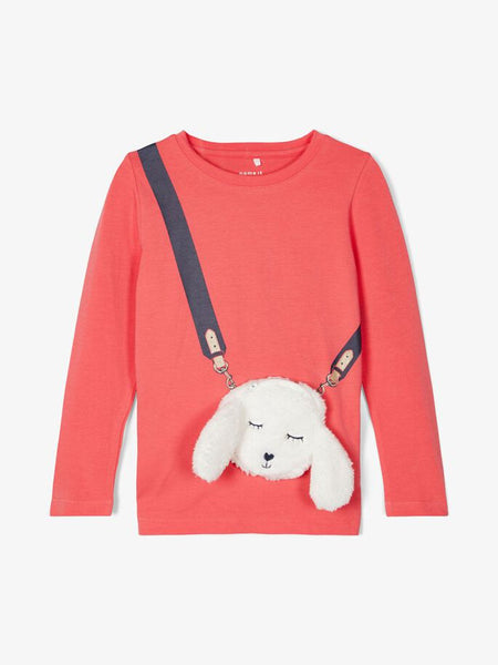 MiniGirl Long Sleeve T-Shirt