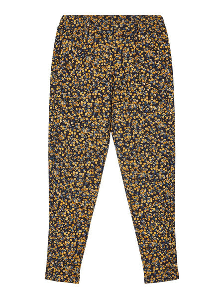 Kid Girl Floral Trousers