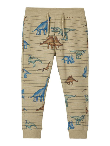 DINOSAUR PRINT SWEATPANTS