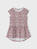 Kid Girl Print Dress
