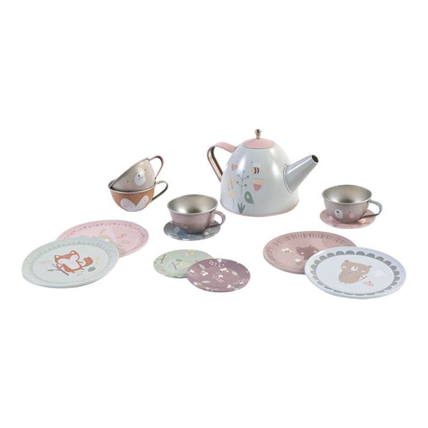 Little Dutch Adventure Tea set