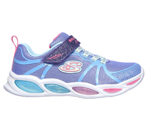 SKECHERS S LIGHTS: SHIMMER BEAMS - SPORTY GLOW