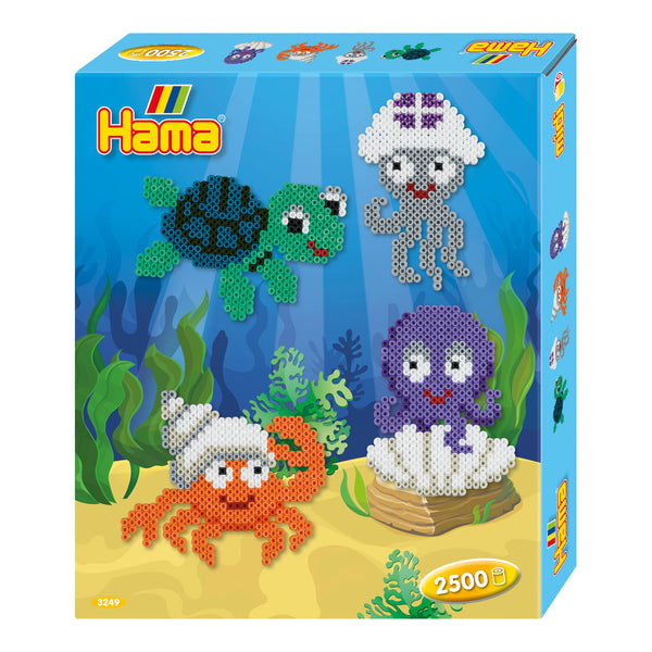 Hama Sea Creatures Activity Box