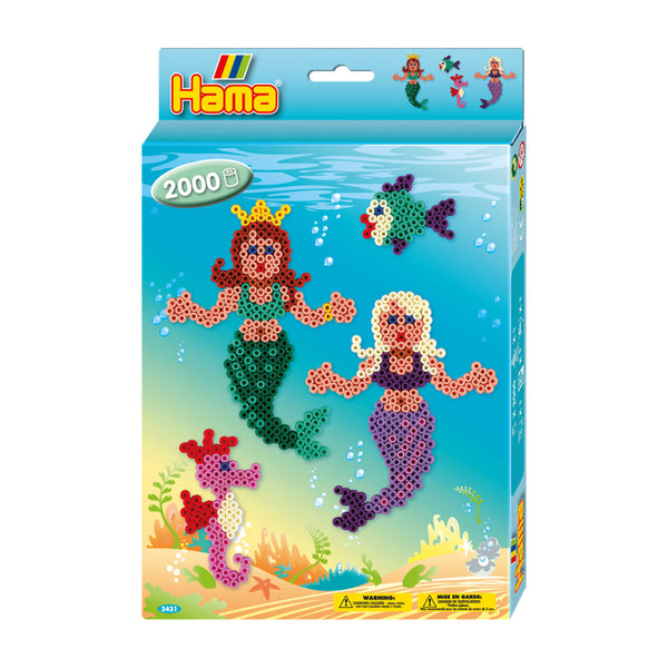 Hama Mermaid Kingdom Gift box