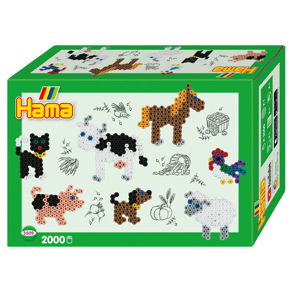 Hama Farm Small World Activity Box