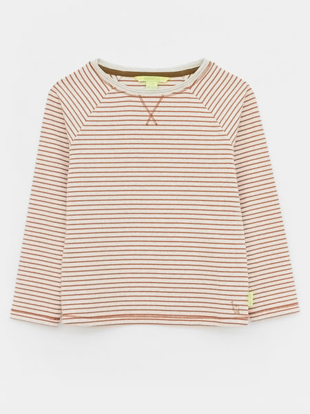 Seb Stripe Layering Top